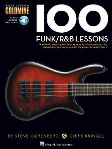 100 FUNK/R&B LESSONS - Bass Lesson Goldmine