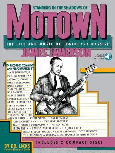 JAMERSON James - Standing in the Shadows of MOTOWN, bass