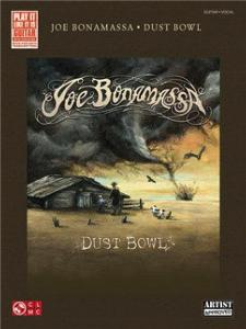 BONAMASSA Joe - Dust Bowl, partitions Guitare