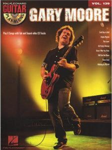 MOORE Gary - Guitar Play Along vol.139, avec Audio Access Included