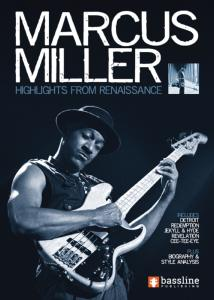 Marcus MILLER - Highlights From Renaissance, 5 partitions pour Basse