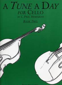 HERFURTH C.Paul - A Tune a Day for Cello, book 2 : méthode pour violoncelle