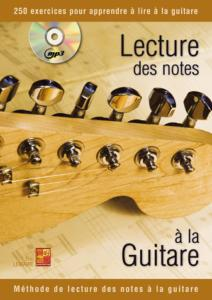 LEMAIRE Eric - Lecture des notes à la Guitare, avec CD