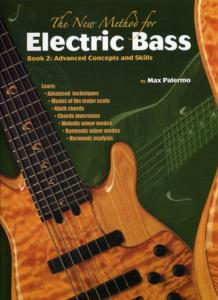 PALERMO Max - The New Method for Electric Bass