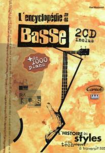 WESTWOOD Paul - L'Encyclopédie de la Basse, 2 CD inclus