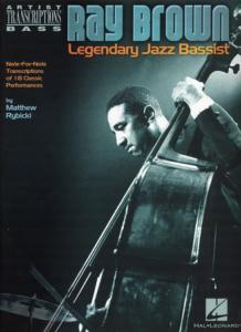 BROWN Ray - Legendary Jazz Bassist