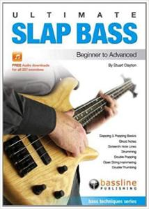 "Stuart CLAYTON - Ultimate Slap Bass ""Beginner to Advanced"""
