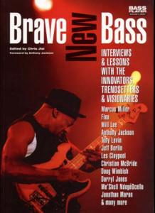 BRAVE NEW BASS - Interviews & lessons, Bass Tab