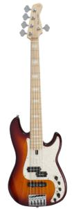 Basse SIRE Marcus MILLER P7 SWAMP ASH-5 TS MN