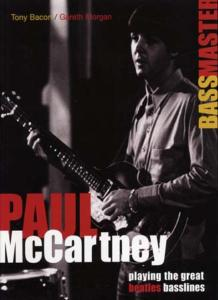 BACON Tony / MORGAN Gareth - Paul McCARTNEY Bass Master Tab