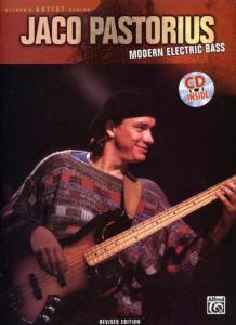 PASTORIUS Jaco - Modern Electric Bass, avec CD