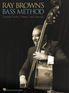 BROWN Ray - Ray Brown's Bass Method (contrebasse)