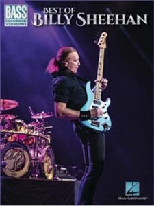 BEST of BILLY SHEEHAN - Bass Recorded Versions