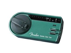 Accordeur FENDER Chromatic Green Tuner